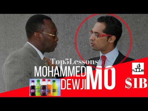 MOHAMMED DEWJI,  Tanzanian Billionaire (Top5 lessons)✔