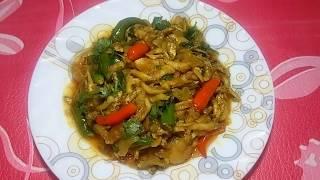 How to make keski macher chorchori in bangla - কাচঁকি মাছের ঝোল রেসিপি - Choto Macher Chorchori