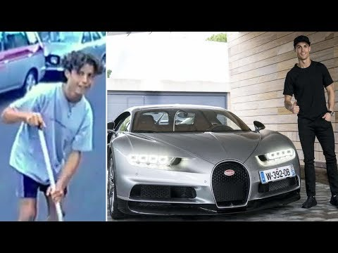 Cristiano Ronaldo, from broke to Bugattis - Oh My Goal