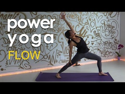 Intermediate Power Yoga Flow