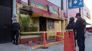 ارتفاع ضحايا الحريق المتعمد الذي استهدف حانة في المكسيك إلى 28 قتيلا…
