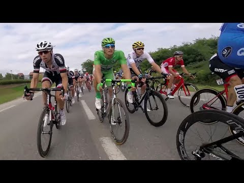 GoPro: Tour de France 2017 - Stage 11 Highlight