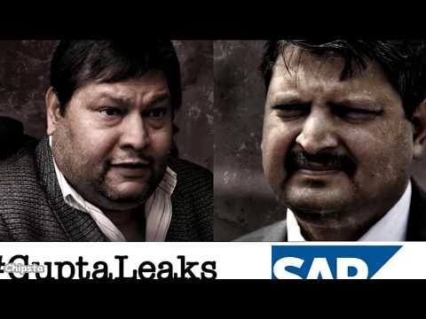 The Gupta Leaks - how it happened