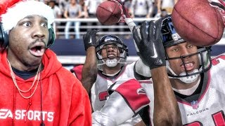 ONE-HANDED INTERCEPTION BY DEION SANDERS! Madden 17 Ultimate Team Gameplay Ep. 17