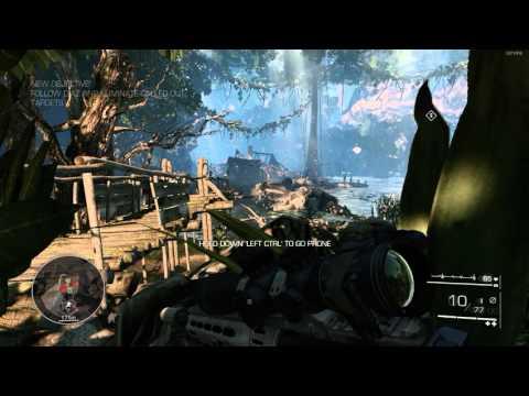 Sniper  Ghost Warrior 2 |