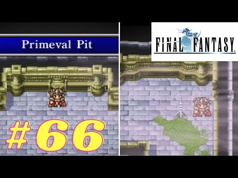 Final Fantasy 1 | #66. Labyrinth of Time, Thunder Alley | PSP | Let's Play Walkthrough |