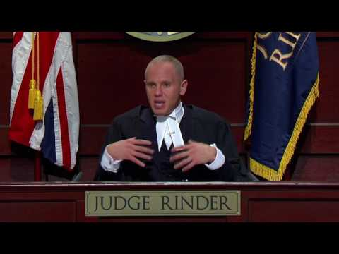 Verbal Contract Judge Rinder Youtube