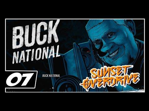 Sunset Overdrive - Detonado - Parte 7 - Buck National!!  - Dublado PT-BR