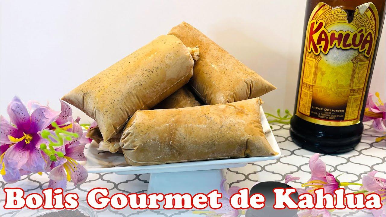 Bolis Gourmet de Kahlua receta