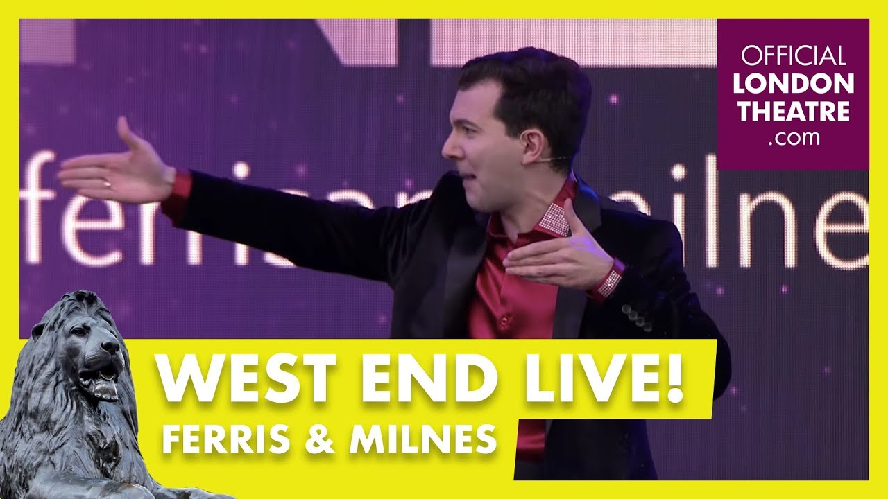 West End LIVE 2018: Ferris and Milnes