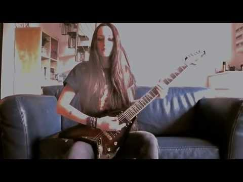 MEGADETH - This Was My Life - Guitar Cover - Noémie B.