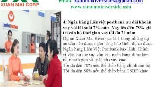 Tư vấn mua chung cư XUÂN MAI RIVERSIDE 150 Thanh Bình Mỗ Lao,  chung cư XUÂN MAI RIVERSIDE
