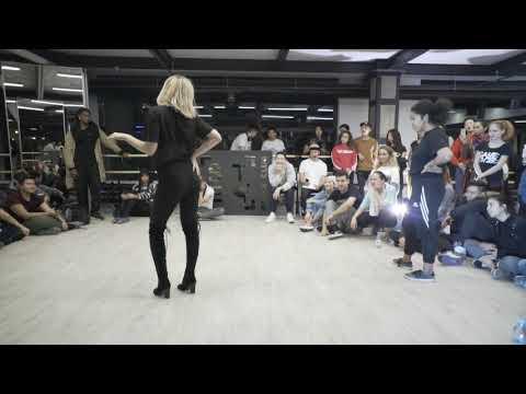 All Styles BATTLE Prof Top 16 | Мадина Нуркасымова и Нина Сонга | STEP Dance Club