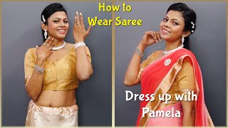 How to wear Saree | Indian Out…