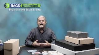 Photo Storage Boxes and Sleeves - Protect, Organize and Store Your Collection