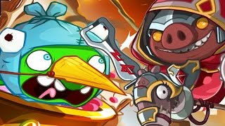 Angry Birds Epic RPG - New Mystic Mania | THE APOCALYPTIC HOGRIDERS Full Battle Event #3