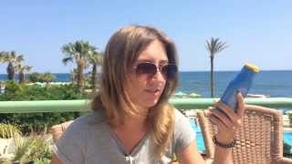 Моя косметичка в отпуск Уход за кожей летом и на море Собираем косметику на отдых