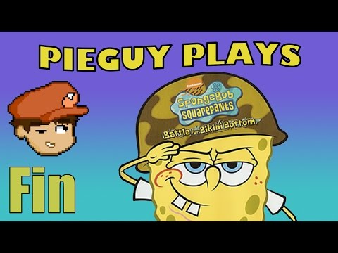 Pieguy Plays Battle for Bikini Bottom #17: A Frustrating Finale