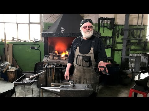 Blacksmiths are mostly 'lost' for their families