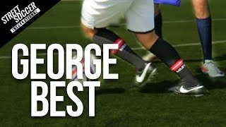 Learn Best Football skills - George Best legend - STRskillSchool