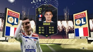 87 STORYLINE AOUAR PLAYER REVIEW! - IS HE WORTH GETTING? - FIFA 20 ULTIMATE TEAM