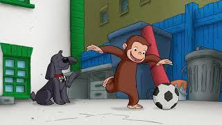 Georges le Petit Singe 🐵Football 🐵Saison 1  🐵Dessin Animé 🐵Animation Pour Enfants