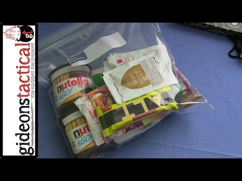 Backpacking Food Tips & Ideas
