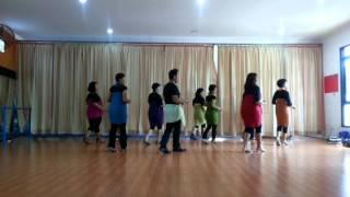 Cha La La - line dance (Ira Weisburd)