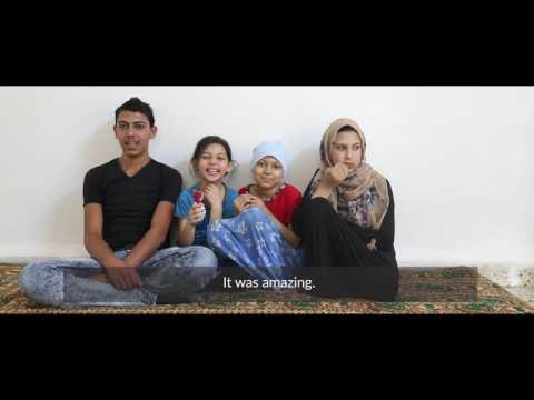 #OneDay: Sharing the dreams of child refugees on World Refugee Day