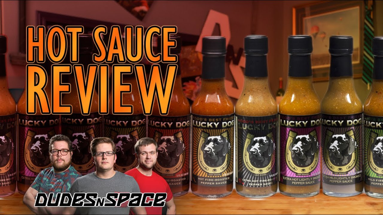 Lucky Dog Hot Sauce Review