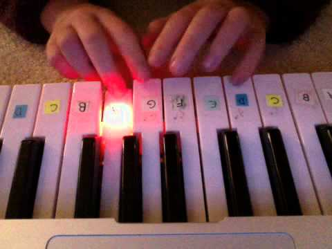 How To Play Do Re Mi On Piano Beginner Youtube