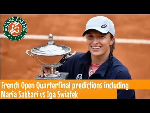 Sakkari tops defending French Open champion