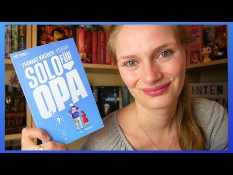 Solo für Opa YouTube Hörbuch Trailer auf Deutsch