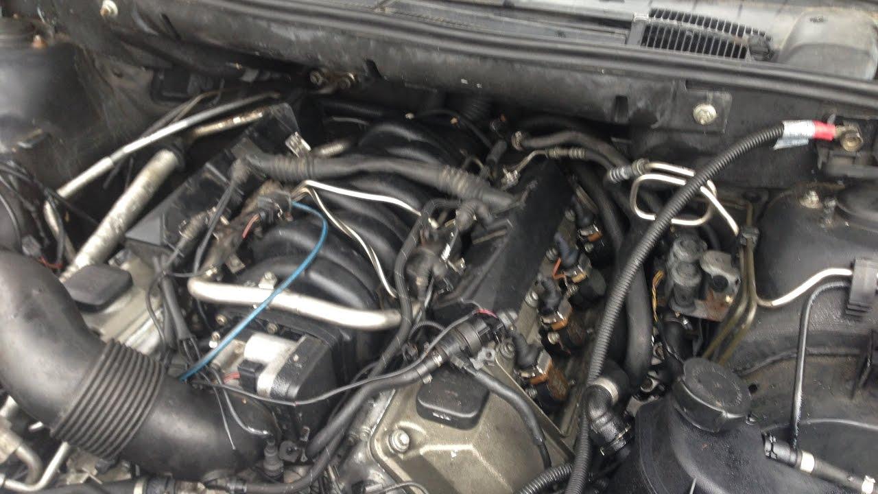 BMW 44L V8 M62 and M62tu Common Antifreeze Coolant Leaks