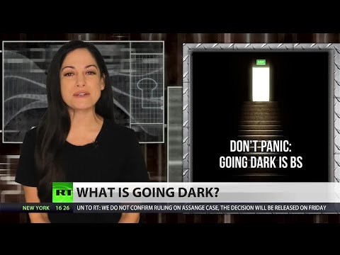 Going Dark: FBI scare tactic proved to be pure bunk