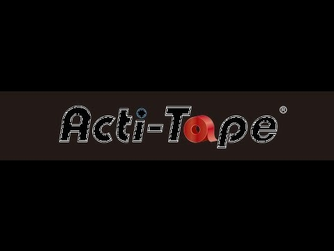 Acti-Tape Application for Stress Fracture