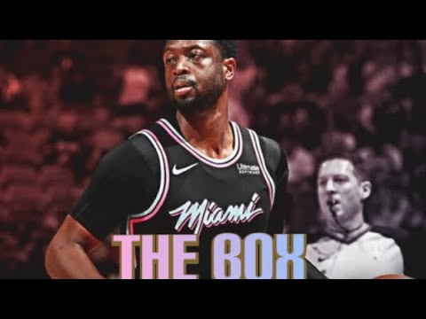 "Dwyane Wade 2020 NBA Mix ""The Box"" [ Roddy Ricch ]"