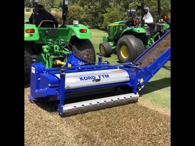 Koro FTM by Sustainable Machinery