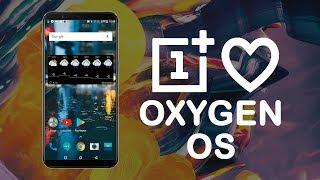 За что любить Oxygen OS?