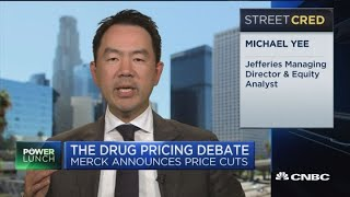 Merck reduced prices of small and insignificant drugs: Analyst