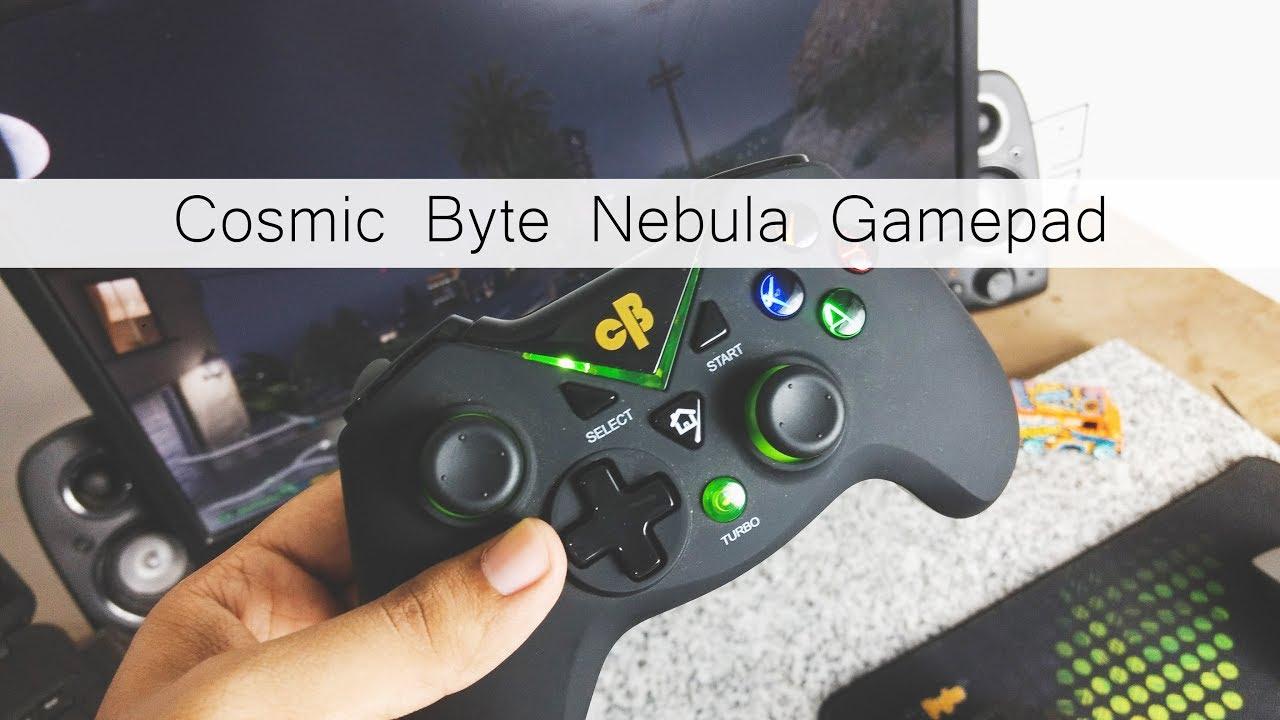 c494ba04947 Cosmic Byte NEBULA Gamingpad UNBOXING and OVERVIEW - YouTube