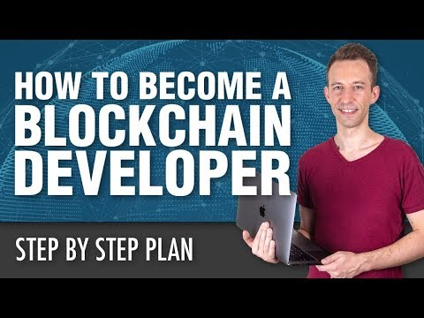 How To Become A Blockchain Developer? Step-by-step Plan (10 Steps) - Ultimate Guide For Beginners