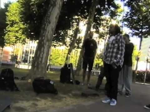 Palace Skateboards The battle of Normandy 2011 TRES TRILL