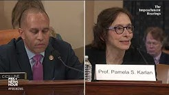 WATCH: Rep. Hakeem Jeffries' full questioning of legal experts | Trump impeachment hearings