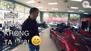 Chuyện Bên Lề 9: Anh Tí Đi Mua Xe Porsche Ai Ngờ Gặp Chiếc Mclaren