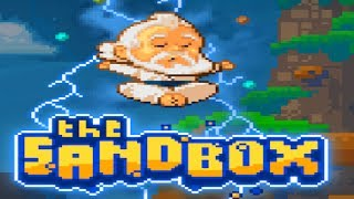The Sandbox - Free Puzzler on Android / iOS
