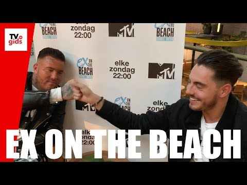 Ex on the Beach - Brody & Elias: 'Bro's before ho's'