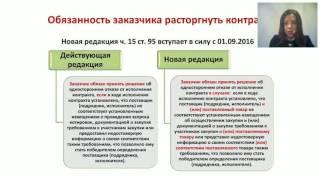 Практика применения 44-ФЗ в 2016-2017 годах