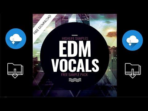 HighLife Samples EDM Vocals DOWNLOAD FREE VOCAL SAMPLE PACK