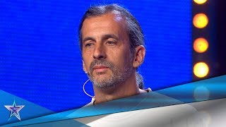 ¡Puede distinguir a CIENTOS de PÁJAROS por sus SONIDOS! | Audiciones 10 | Got Talent España 5 (2019)